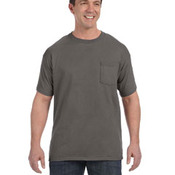 6.1 oz. Tagless® ComfortSoft® Pocket T-Shirt