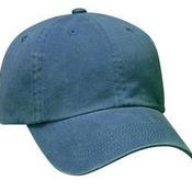 Garment Washed Cap