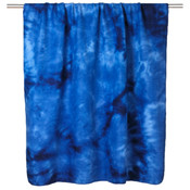 Tie-Dye Fleece Blanket
