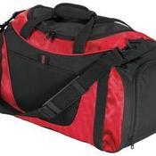 Small Two Tone Duffel