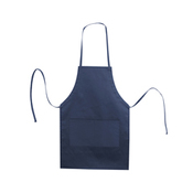 Caroline AL2B Butcher Style Cotton Twill Apron Forest