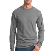 Heavyweight Blend ™ 50/50 Cotton/Poly Long Sleeve T Shirt